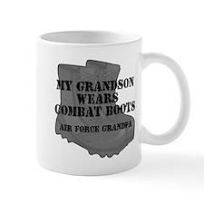 AF Grandpa Grandson CB Mug