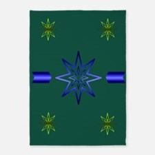 Awakening Star Forest 5'x7'Area Rug