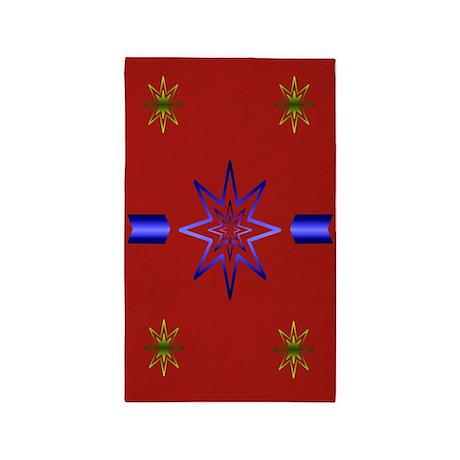 Awakening Star Cardinal 3'x5' Area Rug
