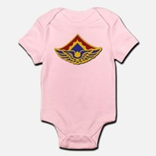 Army - 123rd Aviation Battalion Infant Bodysuit