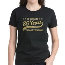 Funny 86th Birthday Tee