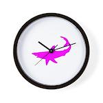 Black Shark Wall Clock