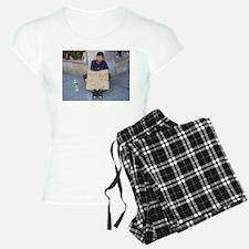 Kung Fu Guy in Color Pajamas
