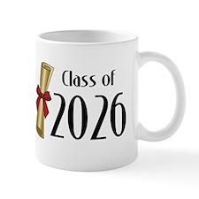 Class of 2026 Diploma Mug