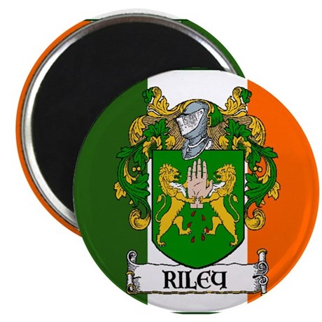 """Riley Arms Flag 2.25"""" Magnet (10 pack)"""