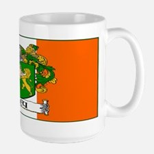 Riley Arms Flag Large Mug