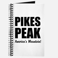 Pikes Peak Americas Mountain Journal