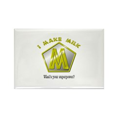 What's Your Superpower? Rectangle Magnet (10 pack)