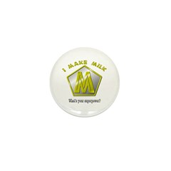 What's Your Superpower? Mini Button (100 pack)