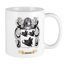 Hogg Coat of Arms (Family Crest) Small Small Mug