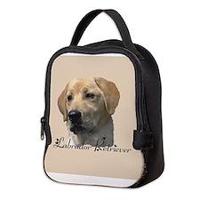 Labrador Retriever Neoprene Lunch Bag