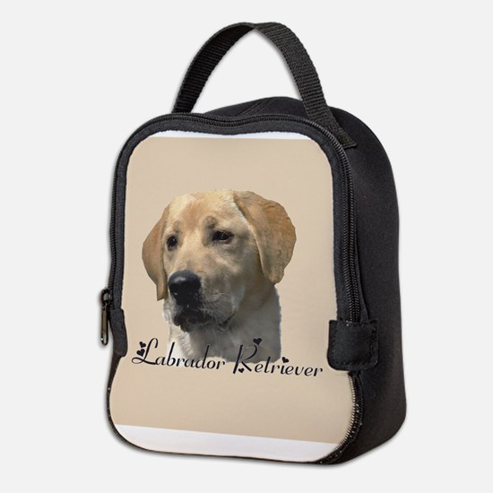 Labrador Retriever Neoprene Lunch Bag