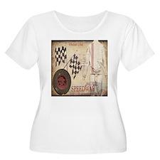 Speedway Plus Size T-Shirt