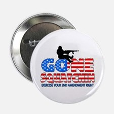 "Gone Squatchin USA 2.25"" Button (10 pack)"