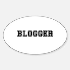 Blogger Decal