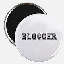 "Blogger 2.25"" Magnet (10 pack)"