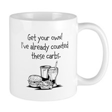 Counted These Carbs Mug