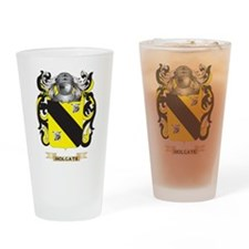Holgate Coat of Arms (Family Crest) Drinking Glass