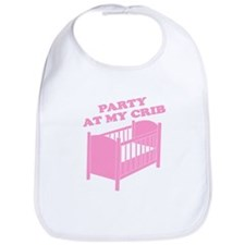 Party at my Crib Bib