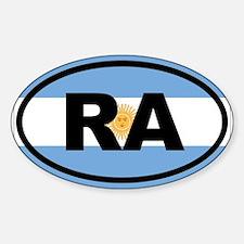 Argentina RA Decal