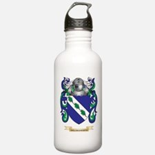 Hollingsworth Coat of Arms (Family Crest) Water Bo