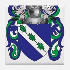 Hollingsworth Coat of Arms (Family Crest) Tile Coa