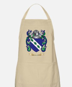 Hollingsworth Coat of Arms (Family Crest) Apron