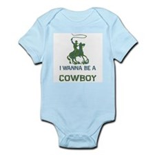 Funny I wanna ride Infant Bodysuit