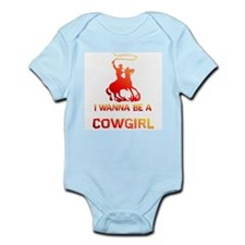 Cool I wanna ride Infant Bodysuit