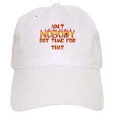 Ain't Nobody Got Time Sweet Brown Baseball Cap