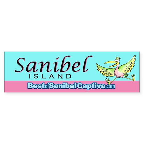 Sanibel BOSC Bumper Sticker