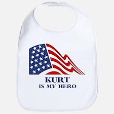 Kurt is my hero Bib
