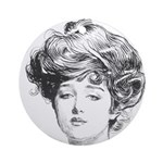 Gibson Girl Ornament