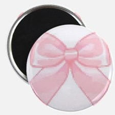 Girly Bow Magnet