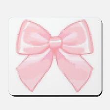 Girly Bow Mousepad