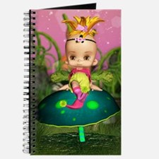 Just A Little Bit Cute Fantasy Baby Fairy Journal