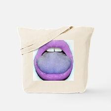 Lavender Kiss Tote Bag