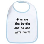 Give me the Bottle Bib