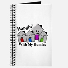 Hangin With My Homies Journal
