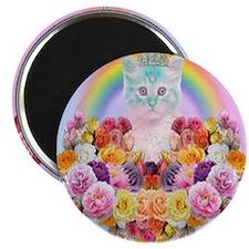 Fairy Kitty Magnet