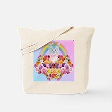 Fairy Kitty Tote Bag