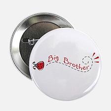 """Big Brother Ladybug 2.25"""" Button"""