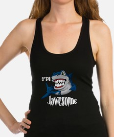 I'm Jawesome Racerback Tank Top