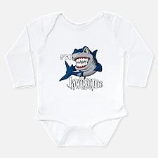 I'm Jawesome Long Sleeve Infant Bodysuit