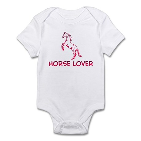 Horse Lover1 Body Suit