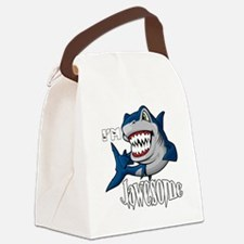 I'm Jawesome Canvas Lunch Bag