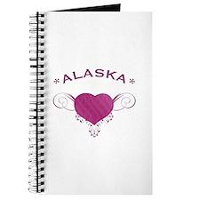Alaska State (Heart) Gifts Journal
