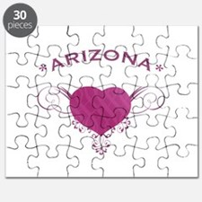 Arizona State (Heart) Gifts Puzzle