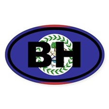 Belize BH Decal