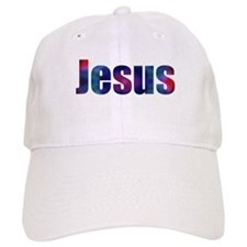 Jesus Baseball Cap